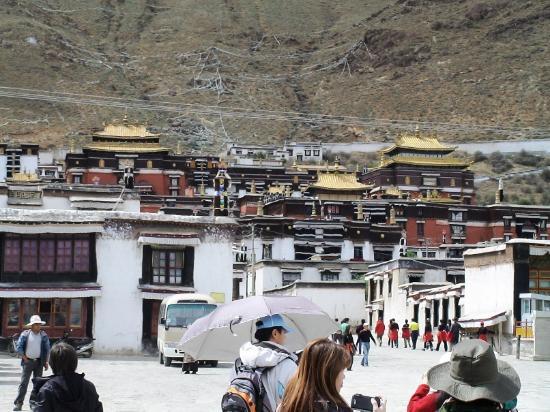 Tibet, China: Tashi-Lhunpo Monastery, Shigatse