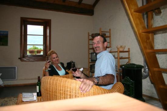 L'Oustal : Enjoying French Wine in Le Gite