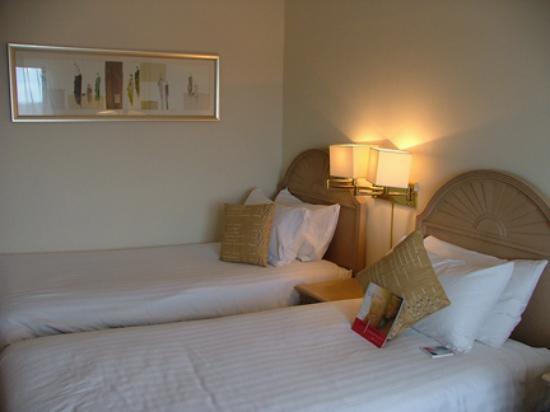 Britannia Leeds Hotel: Bedroom