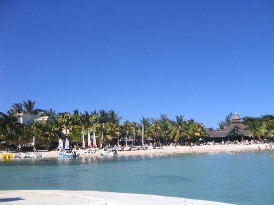Shandrani Beachcomber Resort & Spa: Blue Bay