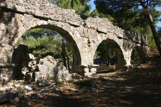 Cirali, Turkiet: Phaselis ruins-20 minutes from Arcadia