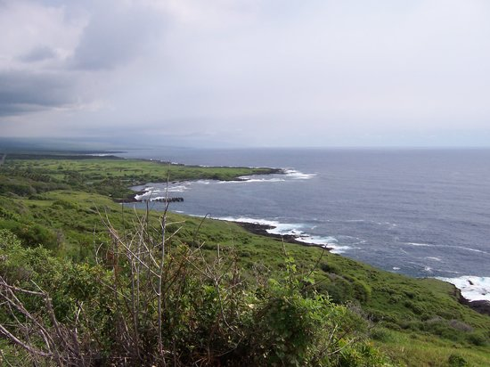 Isla de Hawai, Hawái: West coast