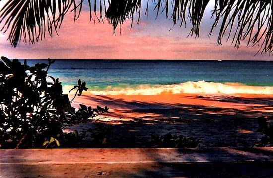 Νήσος Παραντάιζ, New Providence Island: Gorgeous beach