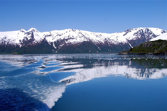 Day cruise out of Seward, Alaska