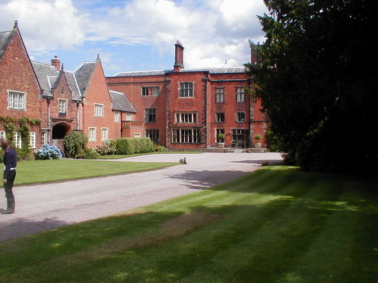 Northwich, UK: Arley Hall