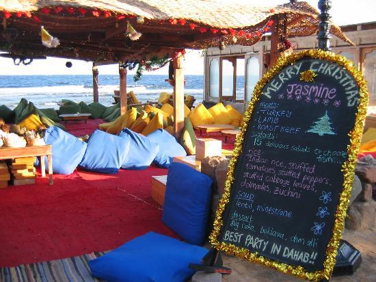 Jasmine Hotel & Restaurant: the restaurant