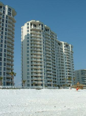Silver Beach Towers Resort: Silver Beach Towers (East Building)