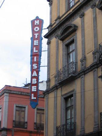 Photo of Hotel Isabel Mexico City