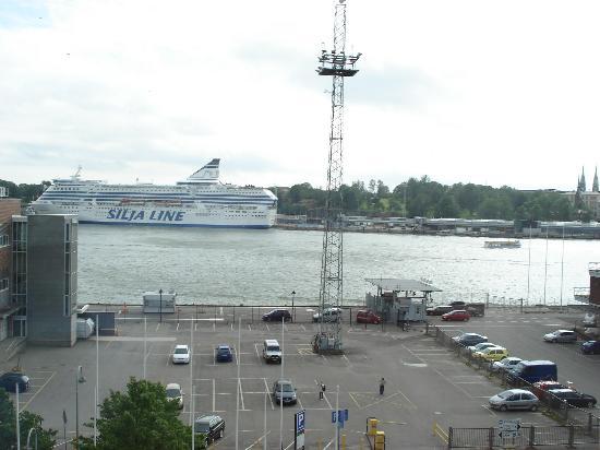 Scandic Grand Marina: Grand Marina Helsinki - View from room