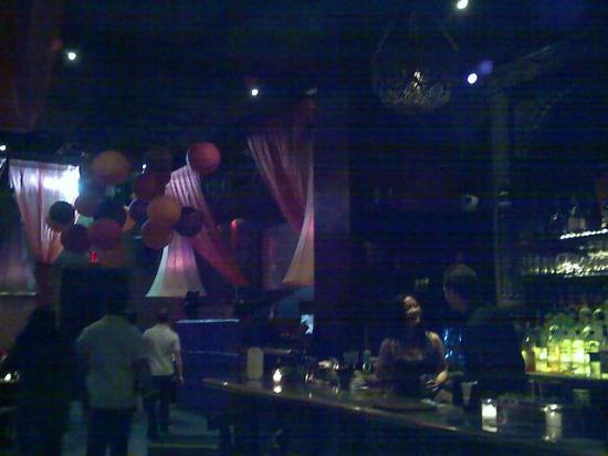 Taj: Bar Area