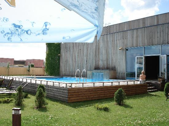 Georg Ots Spa Hotel: George Ots Hotel- Estonia - swimming pool