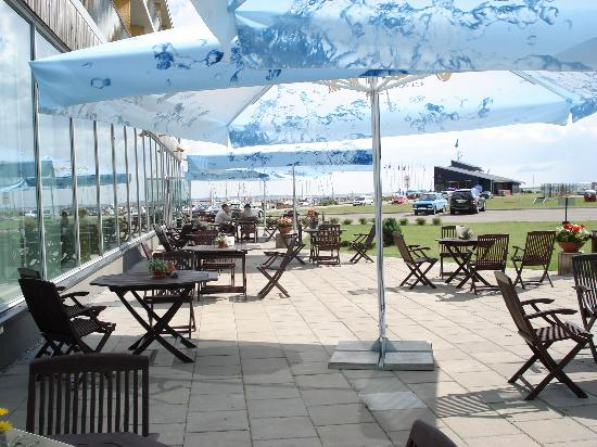 Georg Ots Spa Hotel: George Ots Hotel Estonia- terrace