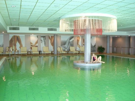 Hotel indoor pool  George Ots Hotel Estonia- terrace - Picture of Georg Ots Spa Hotel ...