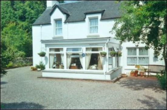 Bridgend House Bed & Breakfast: The house