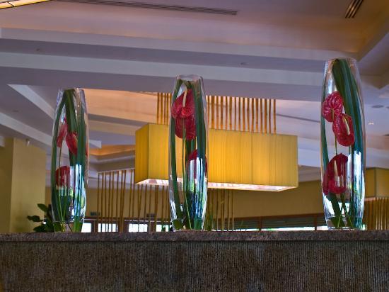 Sanya Marriott Yalong Bay Resort & Spa: Cafe
