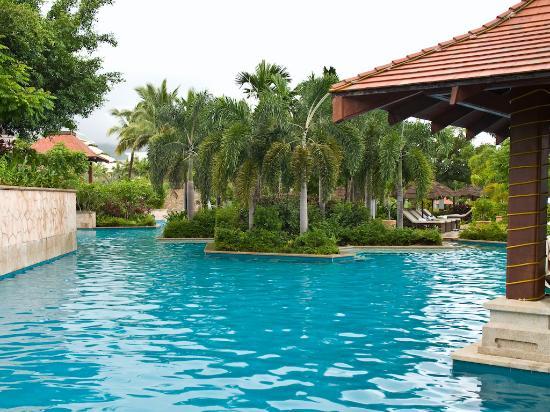 Sanya Marriott Yalong Bay Resort & Spa : Pool