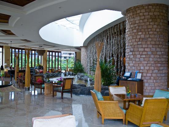 Sanya Marriott Yalong Bay Resort & Spa : Lobby lounge