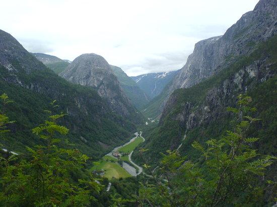Norwegia: Stalheimskleiva