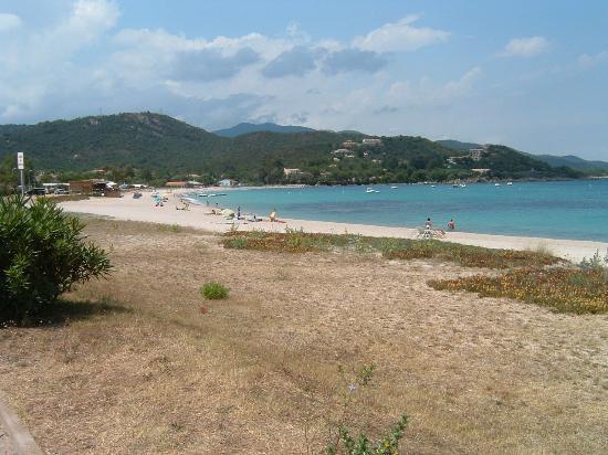 Hotel U Dragulinu: the beach