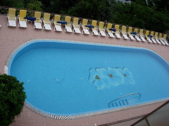 Hotel Panorama: Hotelpool