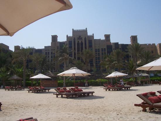 Jumeirah Mina A'Salam: The beach