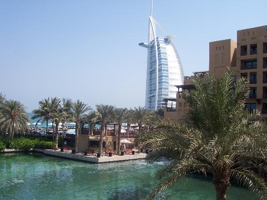 Jumeirah Mina A'Salam: From the lounge