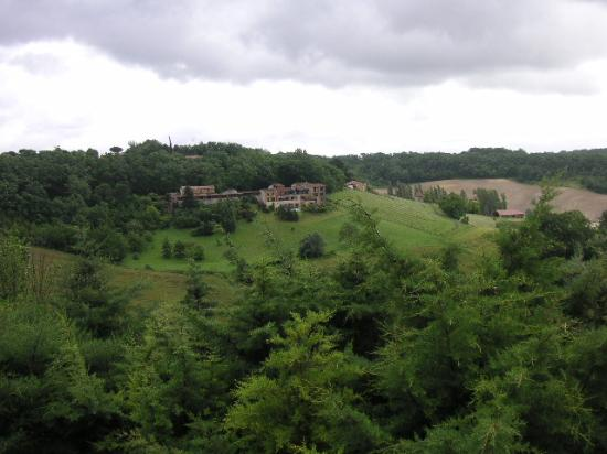 Hotel des Chenes : The hotel