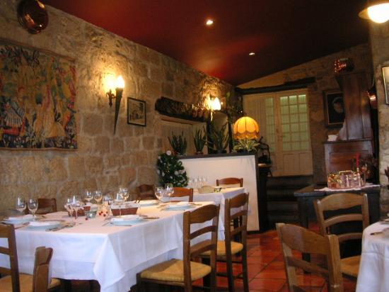 Hotel des Chenes : Sister restaurant to the adjacent La Toque