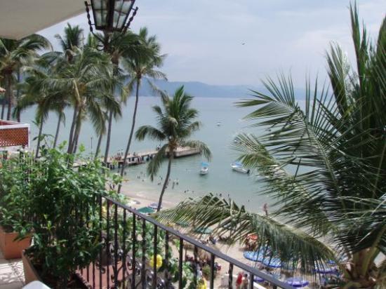 Playa Los Arcos Hotel Beach Resort & Spa: Room 403 - View from the balcony