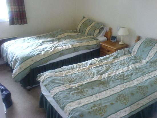 Machrie Hotel & Golf Links: bedroom in cottage