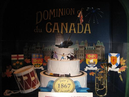 Σαρλόταουν, Καναδάς: exhibit