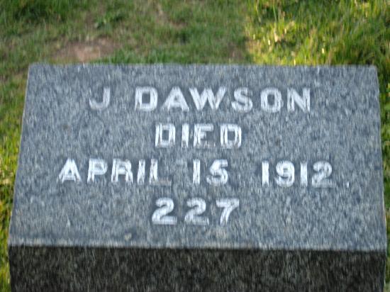 Fairview Lawn Cemetery: gravesite