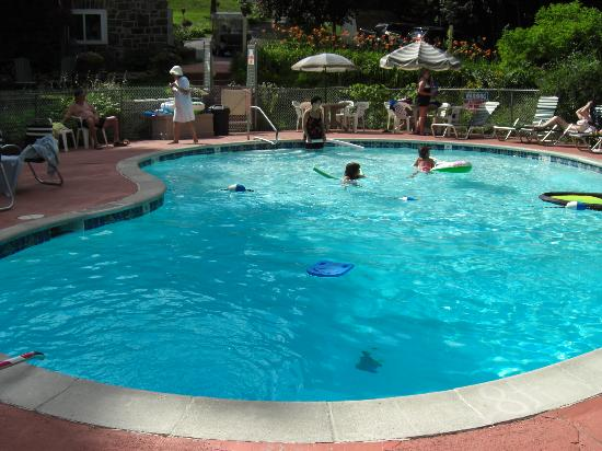 Diamond Point, estado de Nueva York: Pool