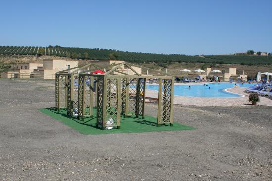 Soglia Village Menfi : Lo spazio per i bambini...
