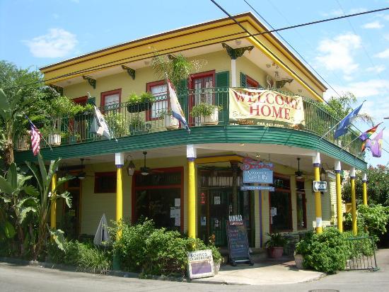 Balcony Guest House: Photo of Schiro's