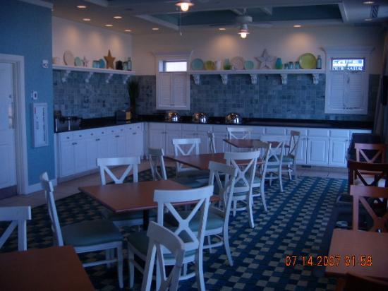 Residence Inn by Marriott Virginia Beach Oceanfront: Breakfest area