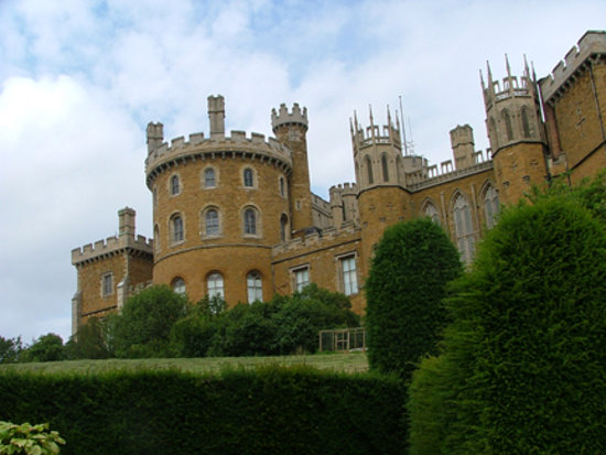 Leicester, UK: Belvoir Castle