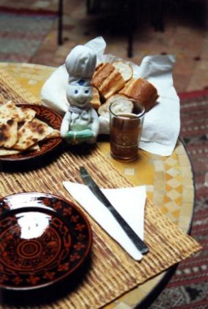 Riad Filalia: Doughboy-approved breakfast