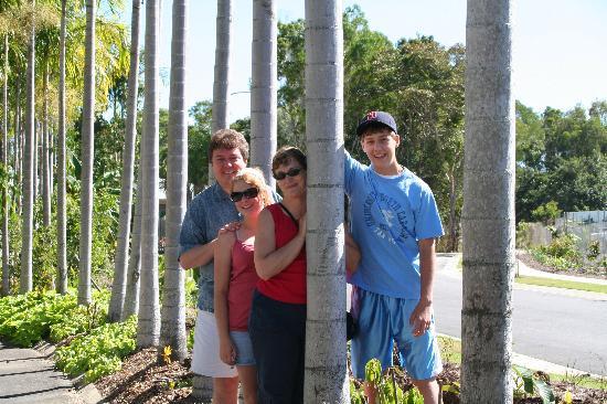 Port Douglas Plantation Resort: Arrival at Plantation Resort