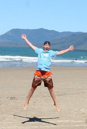 Port Douglas Plantation Resort: 4 Mile Beach was Awesome