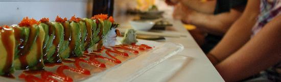 Little Sumo's Sushi Shack: Dragon