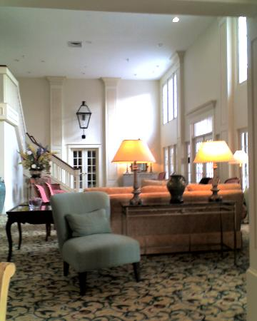 Gulf Hills Hotel & Conference Center: Lobby