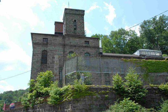 Old Jail Museum: The Old Jail in Jim Thorpe