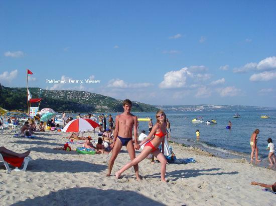 Hotel Magnolia: beach 15 min on foot