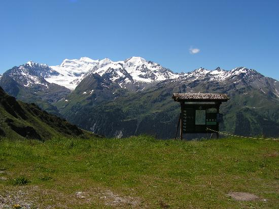 schweiziska Alperna, Schweiz: La CHaux Verbier