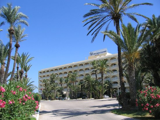 SunConnect One Resort Monastir : L'hôtel