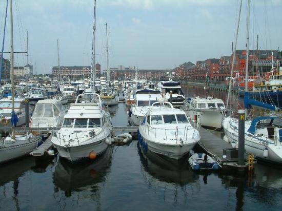 Chatcoombe : Swansea Marina