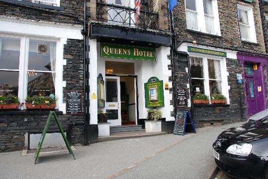 Queen's Hotel: The Queens Hotel