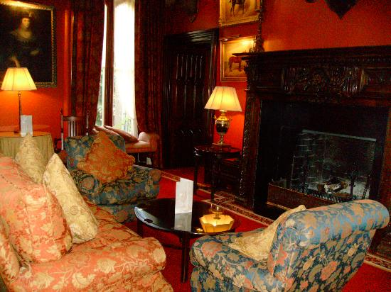 Dromoland Castle Hotel: For afternoon tea and dining