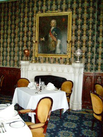 Dromoland Castle Hotel: Restaurant
